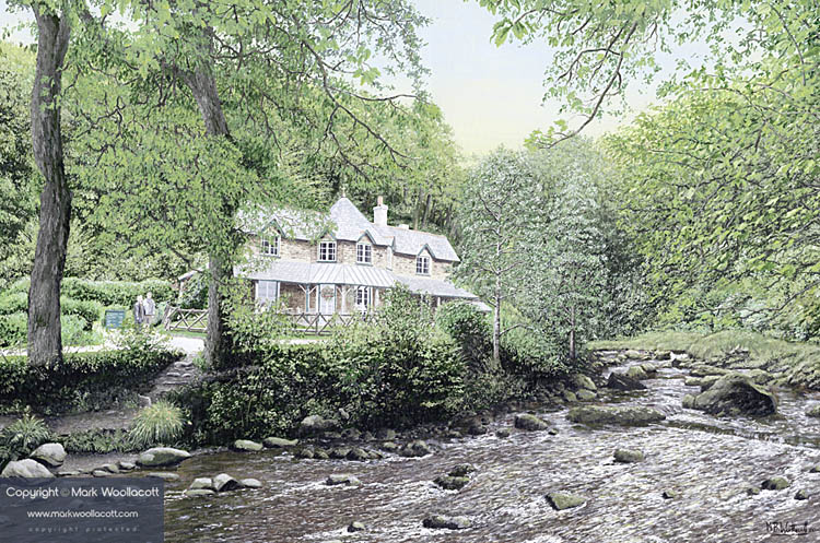 <i>The Charm of Watersmeet</i><span>AVAILABLE FOR SALE</span>