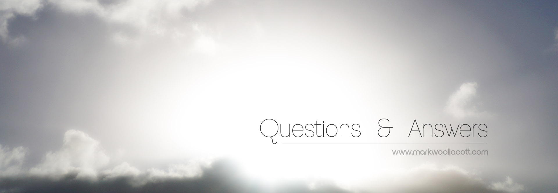 Author questions and answers