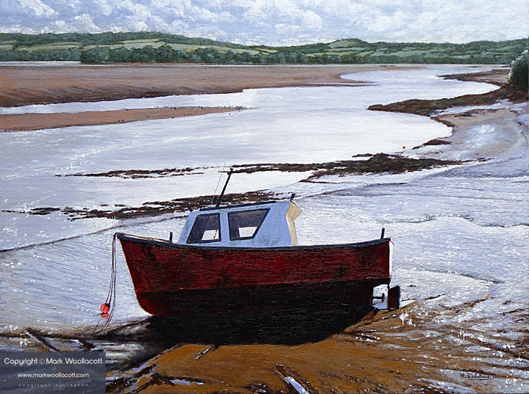 <i>Red Boat</i><span>AVAILABLE FOR SALE</span>