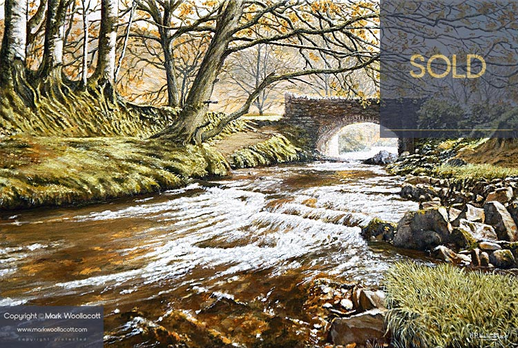 <i>Country Bridge</i><span>SOLD - Painting Commission</span>